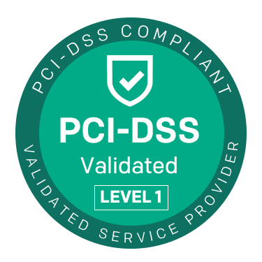 PCI DSS Level 1 certification